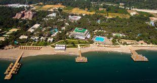 Pogled iz vazduha Hotel Nirvana Kemer 5*