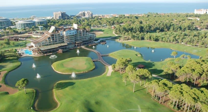 Belek hoteli rezorti i vile a sve pored golf terena