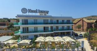 Hotel LUXURY 4* Ksamil
